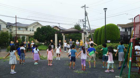 子ども会、朝のラジオ体操