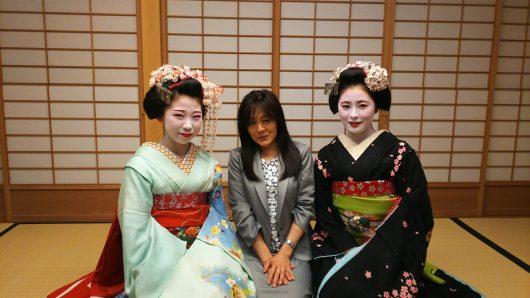 至福の京都一泊旅行へ!