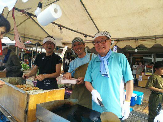 ボーイスカウト町田20団🍉夏祭りのお手伝い🍧