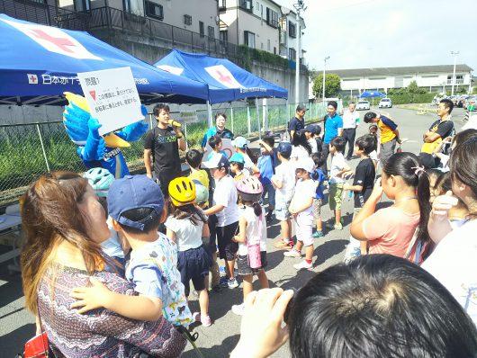 町田市民交通安全フェスティバル